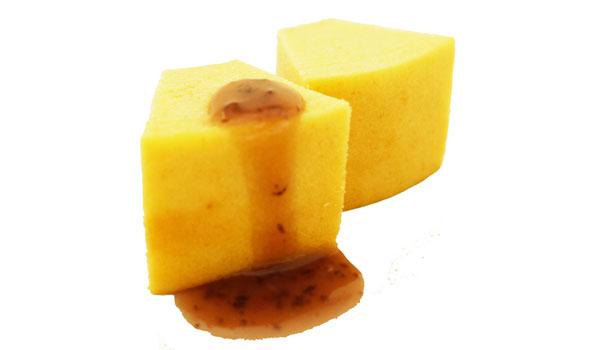 自然薯バウムクーヘン